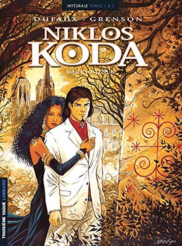 Niklos Koda - Intégrale - tome 1 - Barrio Jesus (T1+T2+carnet de croquis)