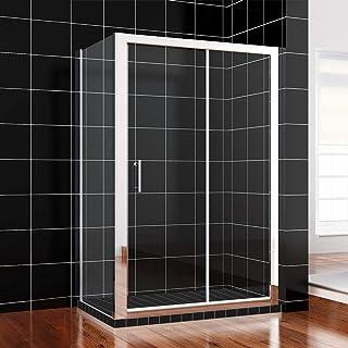 Amazon.es: mampara ducha fija