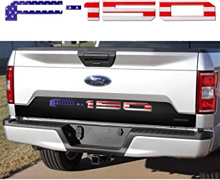 Ferreus Industries Polished Stainless Tribal Tailgate Emblem Trim fits 2004-2014 Ford F150 OTH-106-03