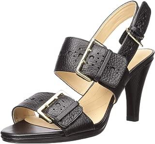 Clarks Womens 26135162 Dalia Erica Black Size: