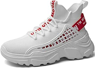 Mens Fashion Sneakers Walking Shoes Sports Shoe Vogue Stylish Athletic Walking Running Shoes Casual Sneaker