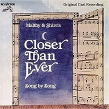 Closer Than Ever: Original Cast Recording by RCA Victor Broadway
