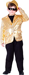 Fully lined Sequin Jacket For Kids By Dress Up America