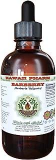 Barberry Alcohol-Free Liquid Extract, Organic Barberry (Berberis Vulgaris) Dried Root Bark Glycerite 2 oz