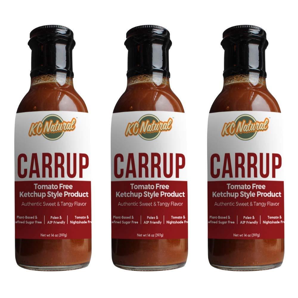 KC Max 50% OFF shipfree Natural - Carrup No Tomato 1 AIP Paleo Friendly Ketchup