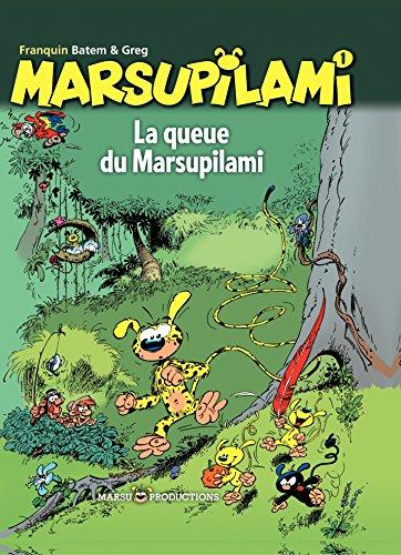 Marsupilami - Tome 1 - La queue du Marsupilami (French Edition)