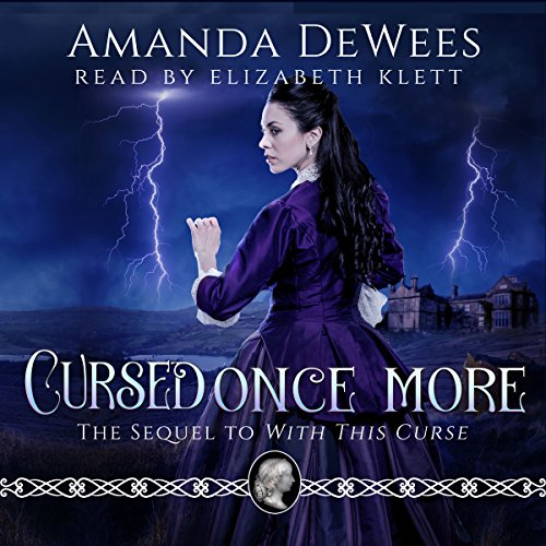 Cursed Once More audiobook cover art