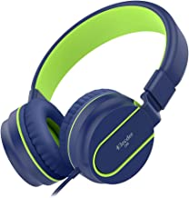 Elecder i36 Kids Headphones Children Girls Boys Teens Foldable Adjustable On Ear..