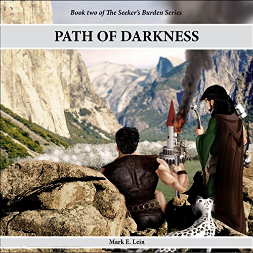Path of Darkness audiobook cover art