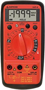 Amprobe 5XP-A AC DC Compact Digital Multimeter with VolTect