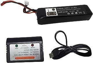 BSDRCDEALS 1pcs Hubsan Original Charger Cable for Hubsan H507A X4 STAR Quadcopter