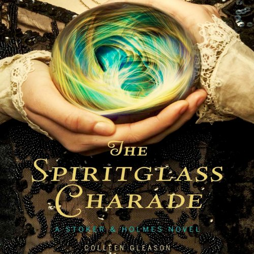 The Spiritglass Charade cover art
