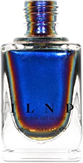 ILNP Cygnus Loop - Blue, Purple, Orange, Yellow, Red, Green Ultra Chrome Color Shifting Nail Polish