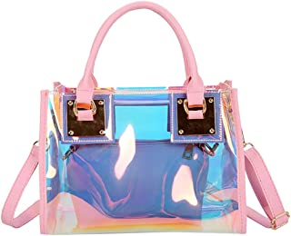 ❤️ Sunbona Messenger Bags Totes for Women Usb Sports Casual Canvas Unbalance Backpack Crossbody Sling Shoulder Bag