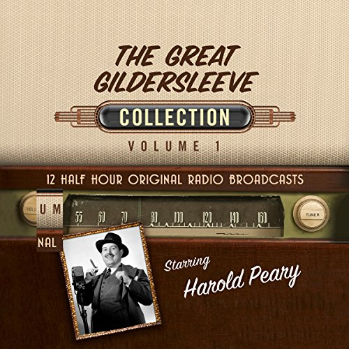 The Great Gildersleeve, Collection 1 audiobook cover art