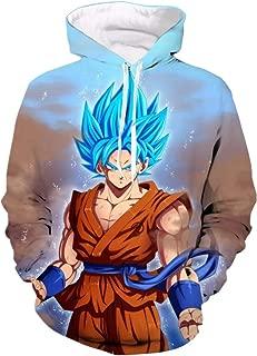 super saiyan 4 hoodie
