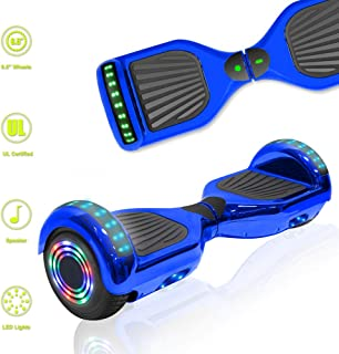Best led one wheel hoverboard Reviews
