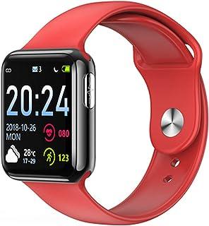 V5 Smart Horloge Mannen Fitness Tracker ECG Bloeddruk Hartslag Monitor Klok Dames SmartWatch voor iOS Android