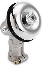 HEASEN Durable 26mm 7 Tooth Splin Gearhead Gearbox Trimmer Strimmer Brush Cutter Lawnmower Parts