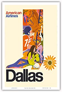 Best vintage posters dallas Reviews