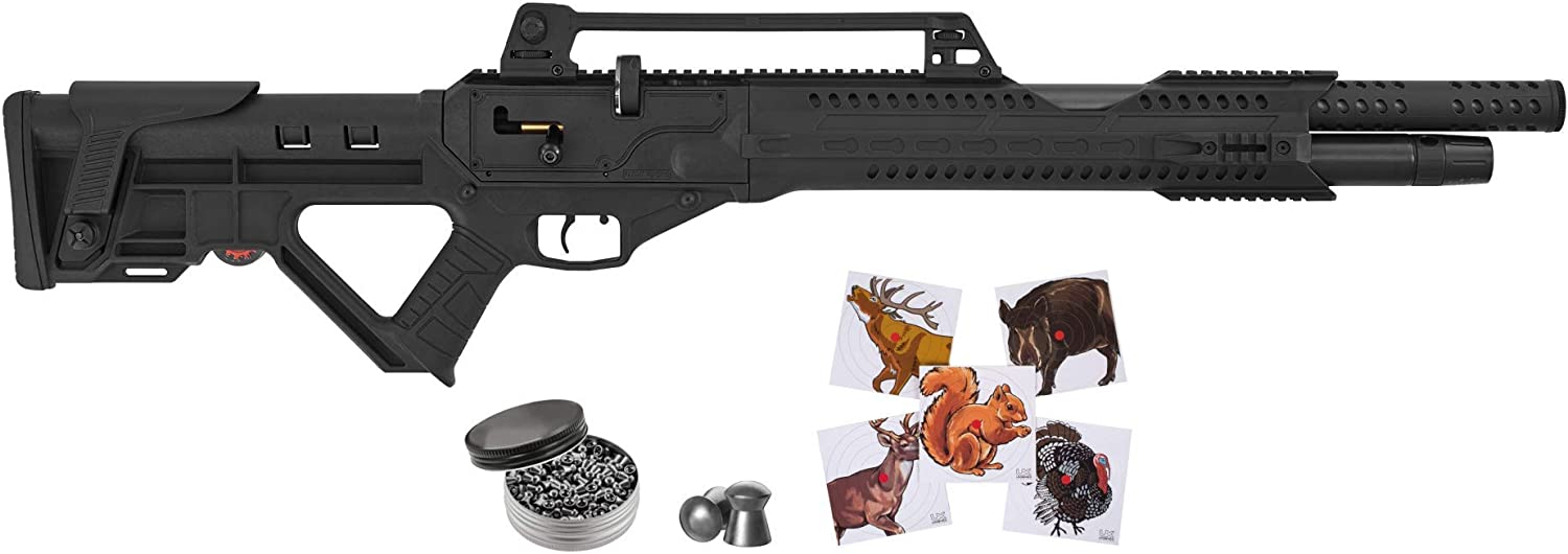 Hatsan Invader Ranking integrated 1st place Auto Air Max 63% OFF Rifle Pape 100x Included with Wearable4U