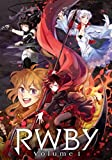 RWBY Volume1〈通常版〉[Blu-ray/ブルーレイ]
