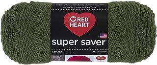 Red Heart Super Saver Economy Yarn, Medium Thyme