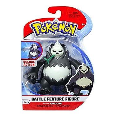 Pokemon Battle Feature Wicked Cool Figure Deluxe Action Figures (PANGORO)