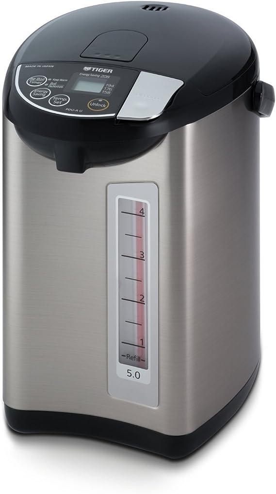 Tiger PDU-A50U-K Electric Water Boiler and Warmer