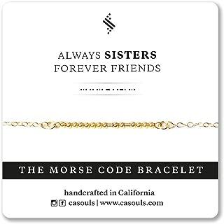 Best morse code bracelets Reviews