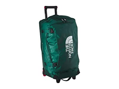 The North Face Rolling Thunder 30 (Night Green/Tin Grey) Luggage