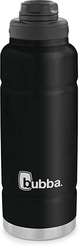 Bubba Trailblazer Vacuum Insulated Stainless Steel Water Bottle 40 Oz Licorice
