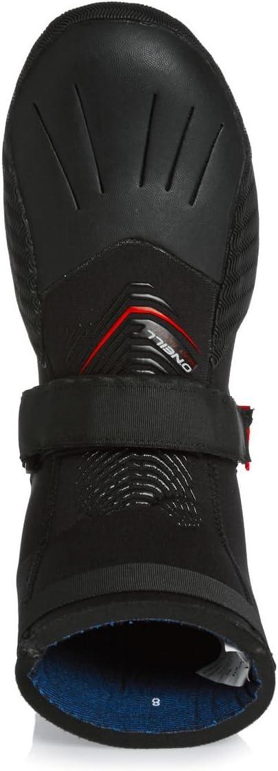 Oneill Heat 7mm Rt Boot 002 Black