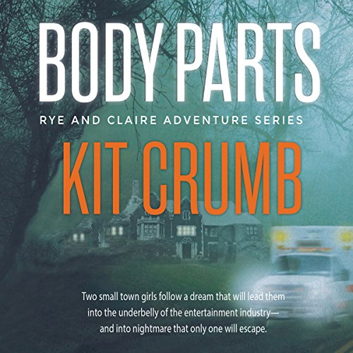 Body Parts audiobook cover art
