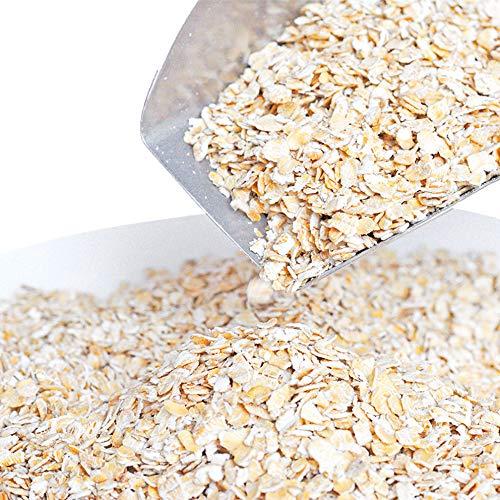スローフードキッチン インスタント オートミール 2�s 化学農薬、化学肥料不使用栽培  やわらかいタイプです。ポリッジ(お粥仕様)  自社輸入直販売商品 業務取引バルク袋22.68kgをお探しの場合は 078−907−5963まで在庫確認ください