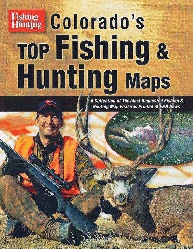 Colorado's Top Fishing & Hunting Maps