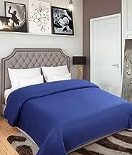cozyland Polar Fleece Double Blanket (Blue)