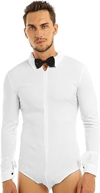 inlzdz - Camisas para hombre de noche de boda para esmoquin ...