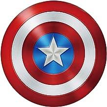 Enamel Captain America Shield Marvel Comic 20mm Snap Charm for Ginger Snaps