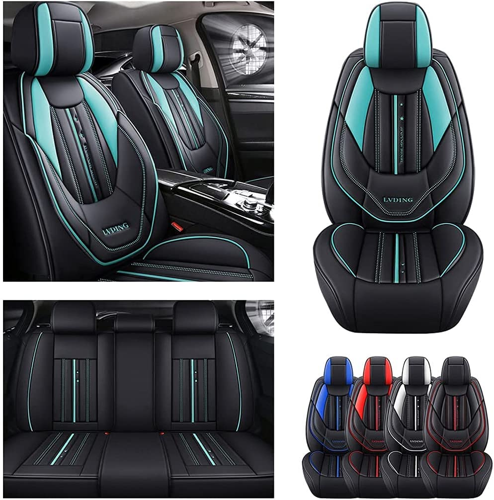 Full Set Car Seat Cover overseas for Nissan Cush Leather Vehicle Surprise price PU Note