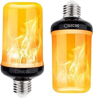 flame light bulbs led