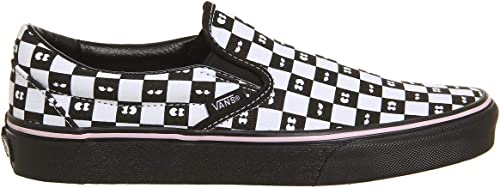 Vans Herren Slip On Checkerboard Lazy OAF Classic Slip-Ons