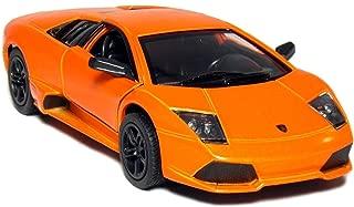 Luxe Radio Control Orange Lamborghini Murcielago LP 670-4 SV, 7