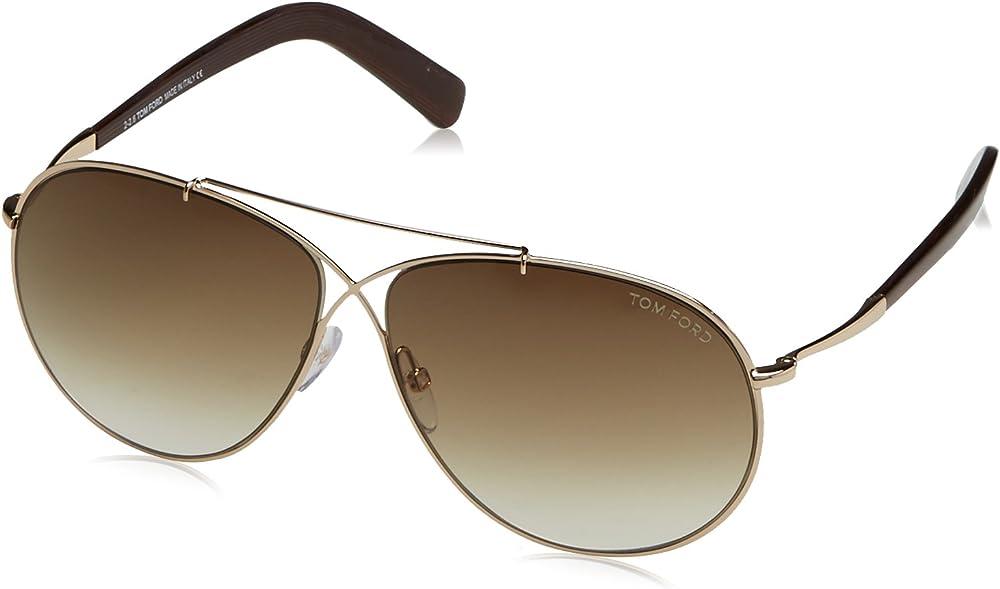 Tom ford ,  occhiali da sole unisex FT0374_28F