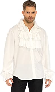 renaissance ruffled shirt