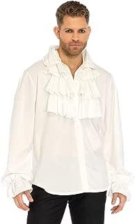 Men's Renaissance Ruffle Front Pirate Shirt