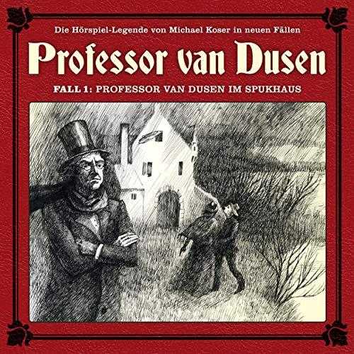 Professor van Dusen im Spukhaus Titelbild