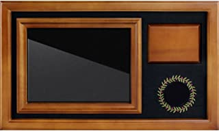 "ProActive Sports Memorable Moments Ball and Scorecard Display (15.75"" x 9.25"") - Wood"