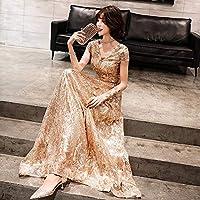 ドレス パーティードレス ウェディングドレス カラードレス ステージドレス Aライン マーメイド レディース aruka_raita XL