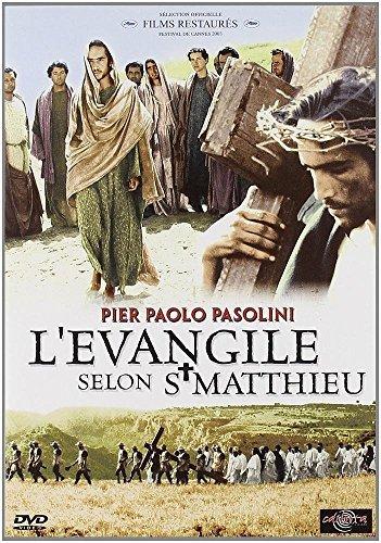L Evangile Selon St Matthieu by Pier Paolo Pasolini